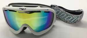 Gordini Dream - Gold Mirror Lens Ski Goggles