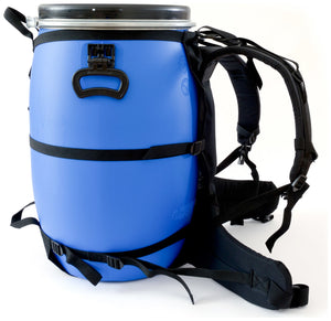 Chinook Barrel Harness 60L