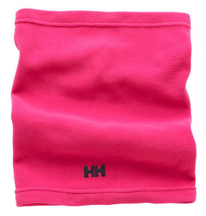 Helly Hansen Polartec Neck Warmer, Microfleece, pink