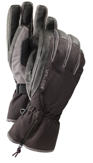 Hestra Czone Leather Gloves, Unisex Waterproof