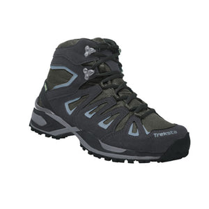 Treksta Women's Nevado Lace Mid Gore-Tex, Charcoal, 6.5