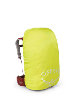 Osprey High Visibility Raincover, Electric Lime, S