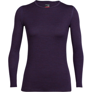 Icebreaker Merino Women's Tech Top Long Sleeve Crew