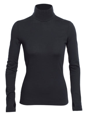 Icebreaker Women's Vertex LS Turtleneck