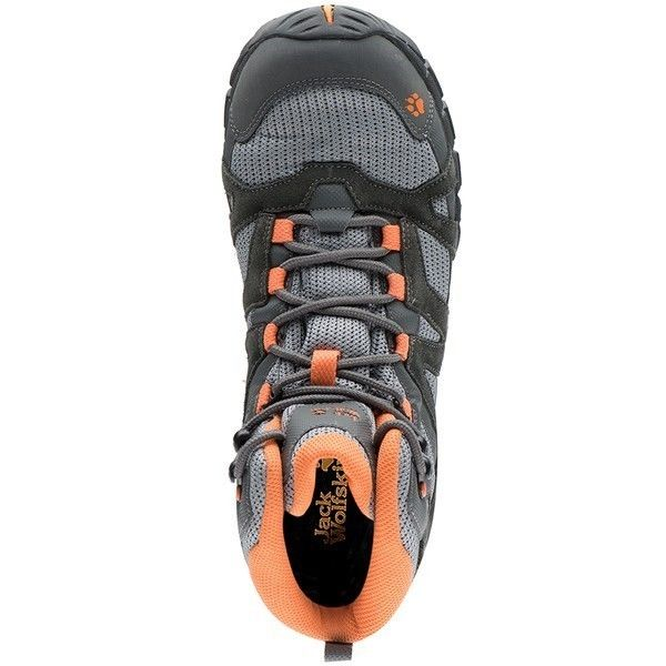 cheap for discount e5734 6c5d0 Jack Wolfskin Volcano Mid Hiking Shoe, Mens, Waterproof Texapore, Sizes 7-11