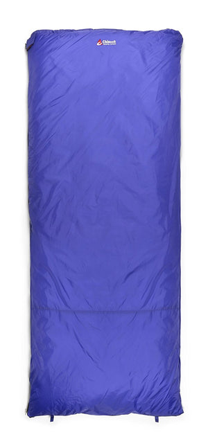 Chinook Thermopalm Rectangle Sleeping Bag 32F/0C Blue