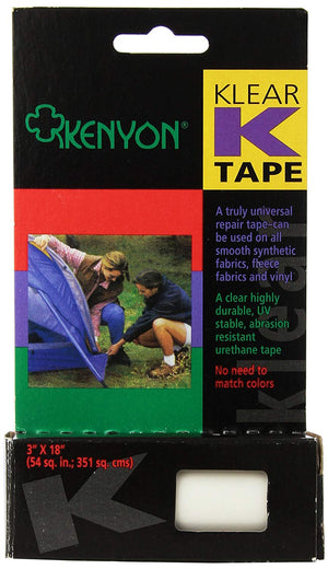Kenyon Klear K-Tape Repair