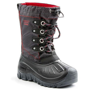 Kodiak Charlie -40 °C Youth Waterproof, Lightweight Winter Boots - 2 Colors