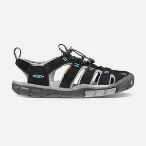 Keen Clearwater CNX Womens Sandal Black/Radiance