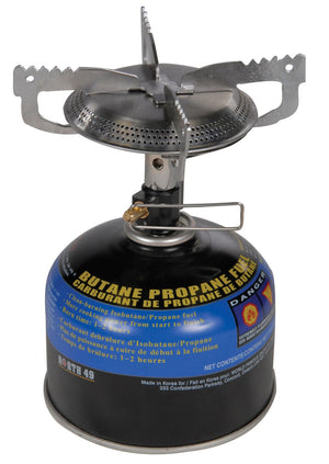 North 49 Backpackers Butane Stove