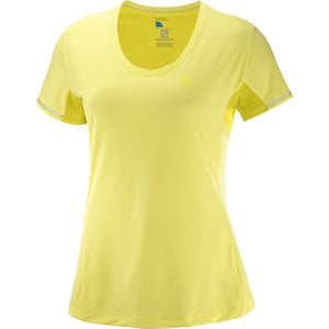 Salomon Women's Agile SS Tee Shirt