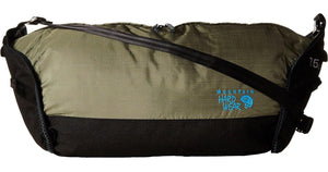 Mountain Hardwear 75L Outdry Duffel, Stone Green, M