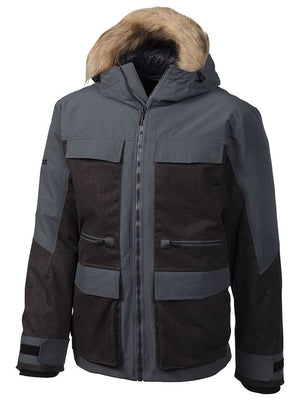 Marmot Men's Telford Winter Jacket - Down Insulation, Waterproof - Sizes S-XL