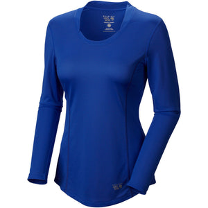 Mountain Hardwear Womens Wicked Wicking Lite Long Sleeve T-Shirt