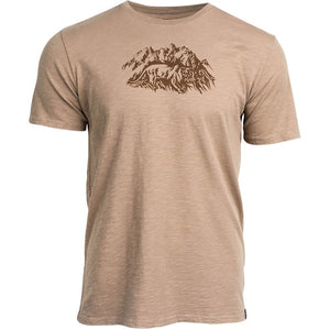 United By Blue Men's Mountain Lion Tee