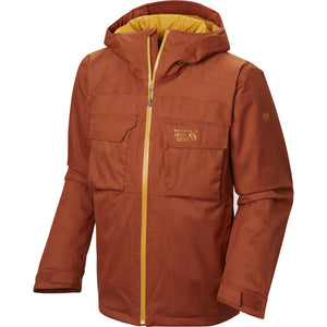 Mountain Hardwear Powzilla Insulated Waterproof Jacket - Ski and Snowboard