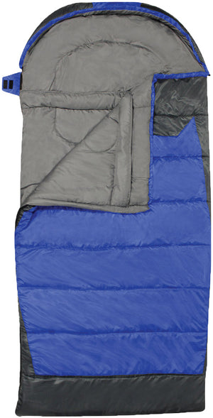 Rockwater Designs Heat Zone CS-400 OverSized Rectangular Sleeping Bag -25C/-13F