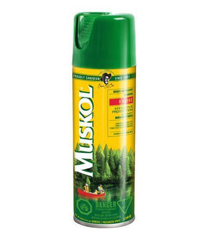 Muskol Insect Repellent 170g Aerosol Spray
