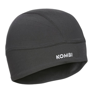 Kombi Unisex Active Warm Fleece Helmet Beanies Size M/L Stretch