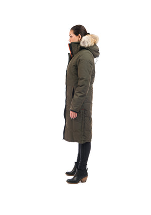 Outdoor Survival Canada OSC Nuaja Women's -40°C Parka