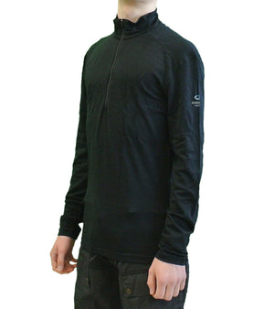 Icebreaker Men's Oasis Long Sleeve Half Zip - 200gm - Mernio wool, Baselayer