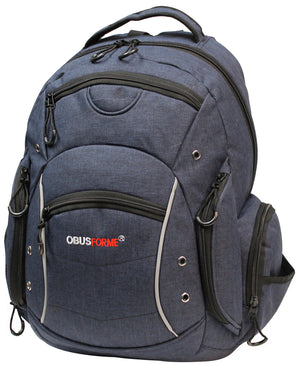 ObusForme Bora 40-Liter Backpack with Laptop Pocket Navy