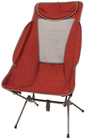 ROCKWATER DESIGNS Highback Recliner Nano Chair Red