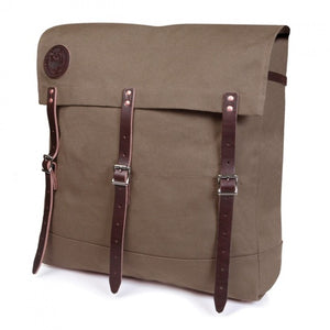 Duluth Paul Bunyan 115L Waxed Canvas Canoe Portage Pack