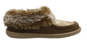 Woolrich Womens Autumn Ridge Slippers Size 6-10 - Wool/Suede