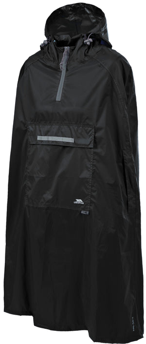 Trespass Unisex Qikpac Packaway Poncho