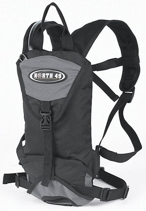 North 49 JCW Hydration Pack Black