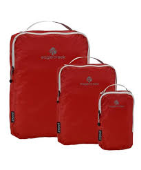 Eagle Creek Pack-It Spectre Cube Set XS/S/M Volcano Red