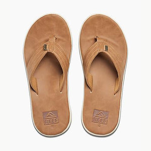 Reef Rover SL Men's Leather Flip Flops