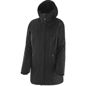 Salomon Skyline Long Women's Winter Jacket - Waterproof, Thermal Protection