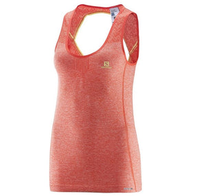 Salomon Elevate Seamless Tank, Womens