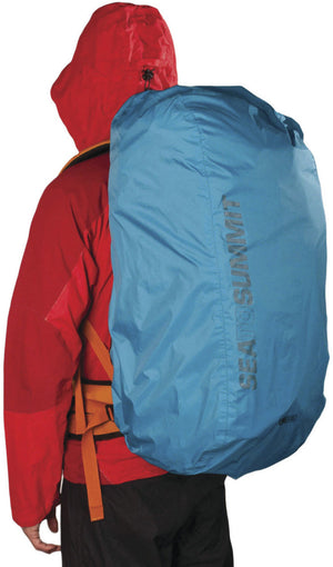 Sea to Summit Nylon Pack Cover, Large, Blue