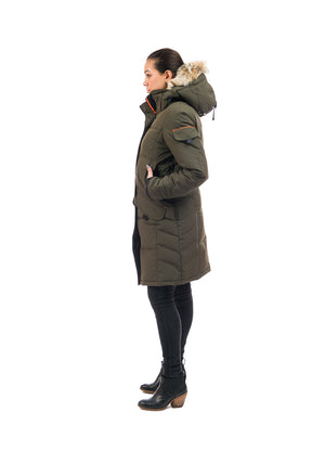 Outdoor Survival Canada OSC Siku Women's -40°C Parka