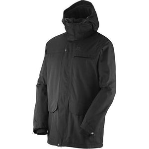 Salomon Skyline Men's Winter Parka- Weatherproof Jacket