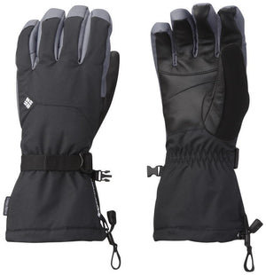 Columbia Men's Torrent Ridge Waterproof-Breathable Glove, Thermal Reflecting