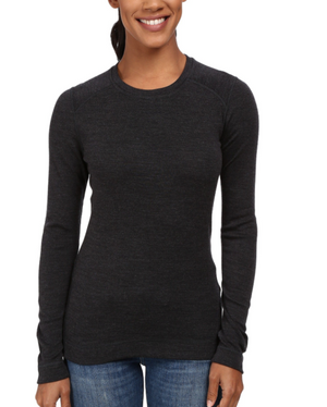 Smartwool NTS MID 250 Crew Top, Womens Shirt