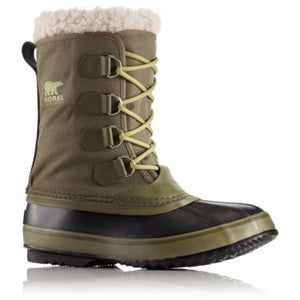Sorel 1964 PAC Nylon Men Winter Boot, Waterproof, Rated to -40 C