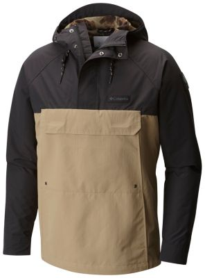 Columbia South Canyon Creek Anorak Jacket Men's, Brown/Black