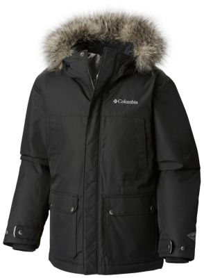 Columbia Youth Snowfield Waterproof Insulated Winter Jackets Small