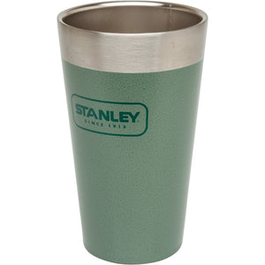 Stanley 16oz Green Pint Glass