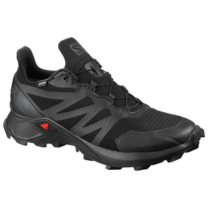 Salomon Mens Supercross GTX Waterproof Trail Running Shoes