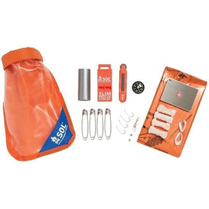 Survive Outdoors Longer Scout, survival kit