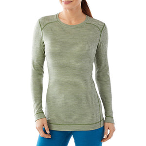 Smartwool NTS MID 250 Pattern Crew Top, Womens Shirt