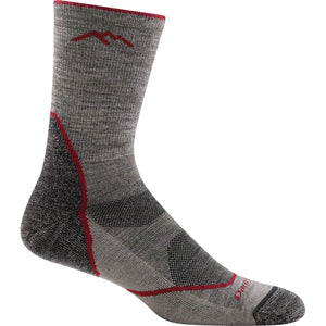 Darn Tough Mens Light Hiker Micro Crew Lightweight Hiking Socks