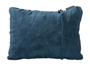 Thermarest Compressible Camping & Travel Pillow - Medium, Denim