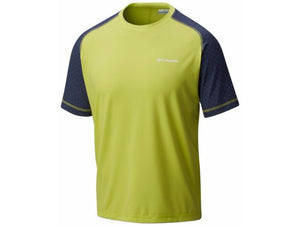 Columbia Trail Flash Short Sleeve Shirt Mens